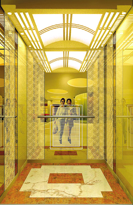 PASSENGER ELEVATOR CAR DESIGNS